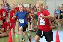Atletická olympiáda prvních stupňů základních škol ve Šťáhlavech