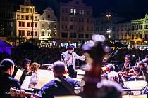 Festival na ulici v Plzni nabídl v roce 2021 návštěvníkům oproti loňsku dvě scény navíc.
