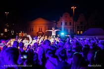 Festival na ulici, Plzeň 2021.
