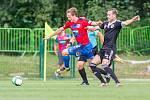Přípravný zápas mezi FC Viktoria Plzeň a SK Dynamo České Budějovice