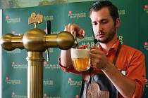 Michal Ondráček soutěžil už podruhé v regionálním kole soutěže Pilsner Urquell Master Bartender.