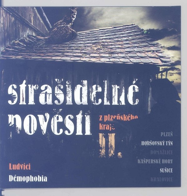 Obal nového alba z plzeňského Aviku.