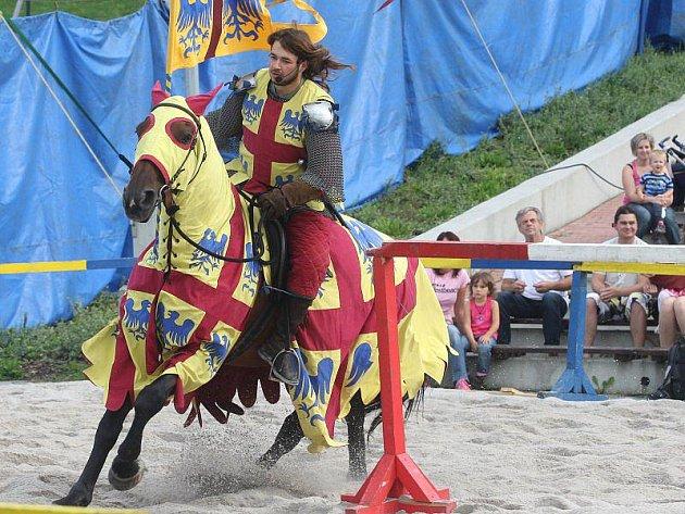 U Plazy bojovali rytíři