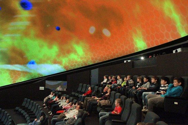 3D vesmír se otevírá!