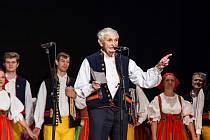 90. narozeniny folkloristy Zdeňka Bláhy.