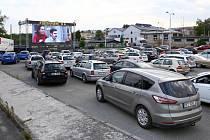 V Plzni o víkendu pokračuje Autodepokino.