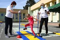 Nadace sportující mládeže připravila pro všechny děti předškolního věku soubor testů, které jsou zaměřeny především na obratnost a pečlivost individuálního provedení.