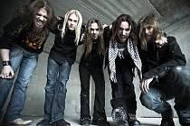 Finská skupina Sonata Arctica.
