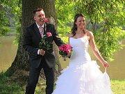 č. 39: Pavel a Sylvie Gurovi, Aš (Svatba: 10. srpna 2013)