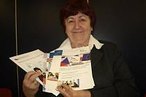 Ředitelka kanceláře CzechTrade v Jekatěrinburgu Jana Brzoňová se včera zúčastnila plzeňského semináře