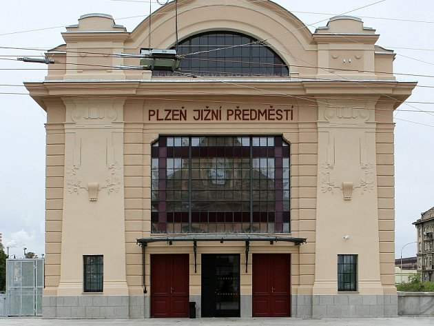 Moving Station v Plzni