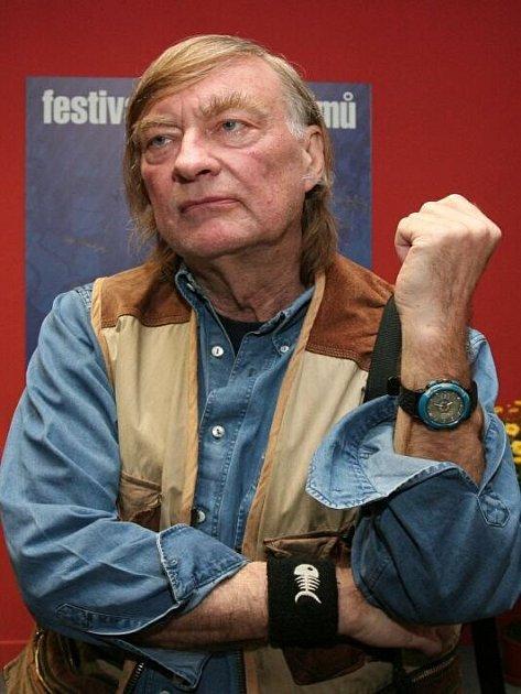 Režisér Vít Olmer hovořil na plzeňském festivalu Finále s filmovými fanoušky také o své nové knize