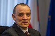 Václav Štengl je administrativní vyšetřovatel požárů, spolu se Stanislavem Bočanem zachránil hráče stolního tenisu.