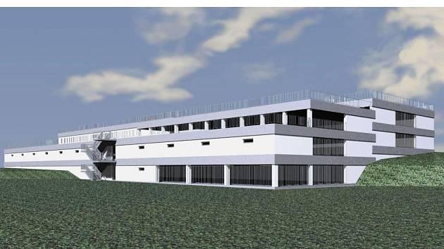 Stavba  s 224 garážemi a 95 volnými parkovacími místy vyjde na pětačtyřicet milionů korun. Měla by být zprovozněna v červnu příštího roku