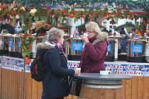 Vánoční trhy na náměstí