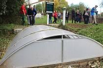 Čistírna Radosti. Rekonstrukce čistírny odpadních vod domova Radost byla nezbytnou součástí znovuzavedení pitné vody pro jeho obyvatele i personál