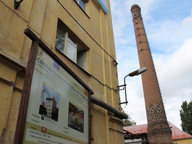 V areálu plaského kláštera slavnostně odstartovala obnova bývalého pivovaru
