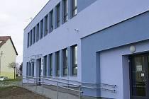 Zrekonstruované obvodní oddělení Kaznějov