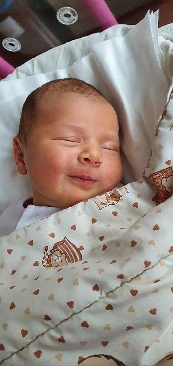 Emily Vaidlová z Holoubkova se narodila 12. listopadu v porodnici U Sluneční brány v Hořovicích rodičům Monice a Filipovi. Prvorozená dcera vážila 4100 gramů a měřila 53 centimetrů.
