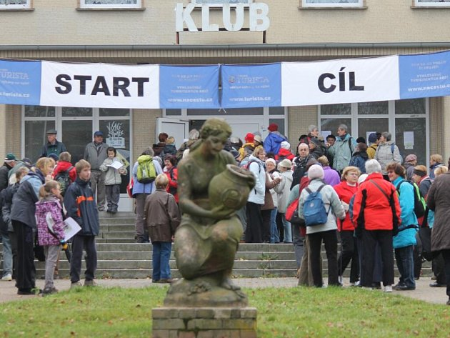 V Horní Bříze se konalo podzimní setkání turistů z Plzeňského kraje