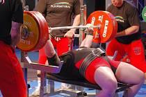 Na mistrovství světa v benčpresu vylepšil český reprezentant Milan Špingl v hmotnostní kategorii nad 120 kg český rekord, který má nyní hodnotu 317,5 kg