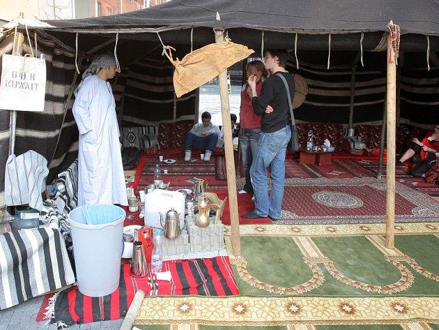 Festival Arabfest v Plzni