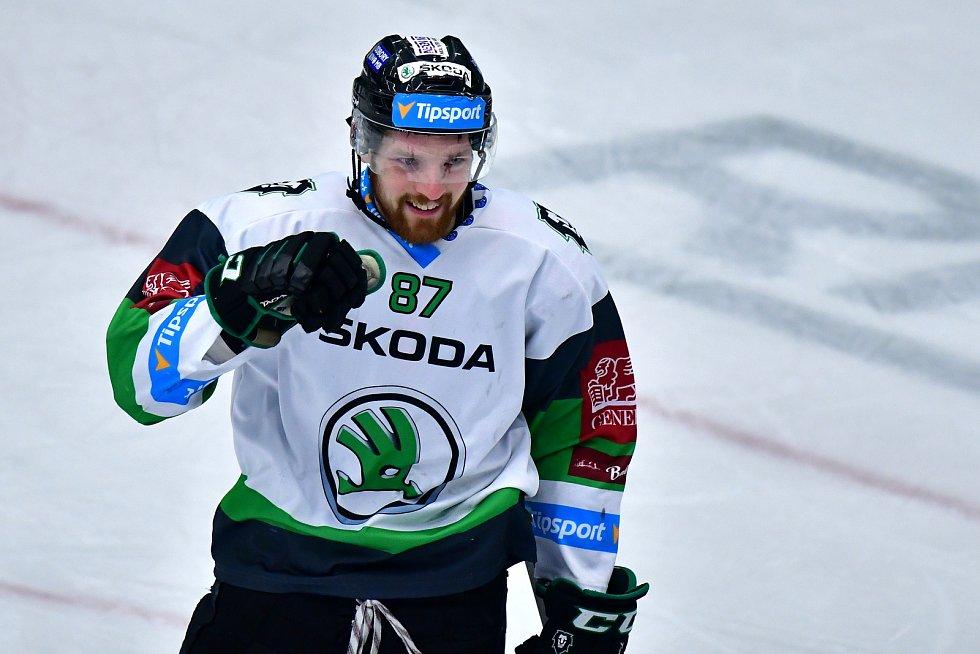 Hokejisté Mladé Boleslavi hostili rozjetou Plzeň.