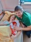 Viktorie Meiserová se narodila 11. ledna ve 21:30 mamince Markétě a tatínkovi Jardovi z Plešnic. Po příchodu na svět v plzeňské fakultní nemocnici vážila jejich prvorozená dcerka 2800 gramů a měřila 49 centimetrů.