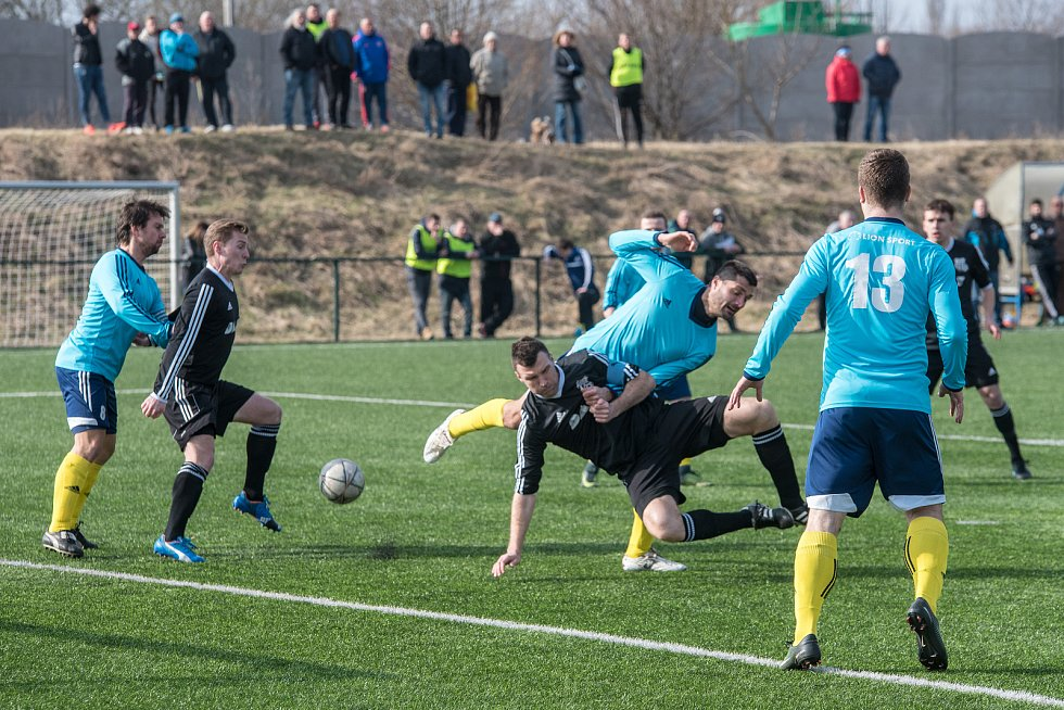 Fotbal - Divize A: Senco Doubravka - MFK Dobříš