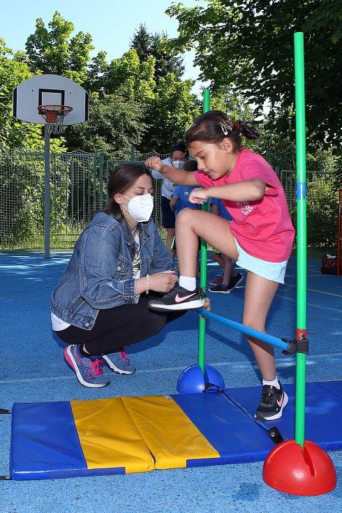 Cílem Sportovních her mateřských škol je formou hravé soutěže motivovat děti před vstupem do ZŠ k pravidelnému pohybu, sportu, a zároveň přispět k podchycení  sportovních talentů.