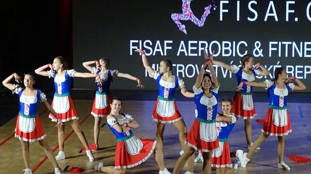 Mistrovství České republiky FISAF AEROBIC and FITNESS