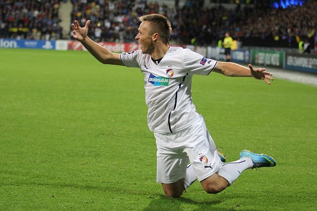 NK Maribor - FC Viktoria Plzeň