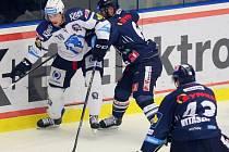 Hokejisté HC Škoda Plzeň na vedoucí Liberec nevyzráli a prohráli 1:3