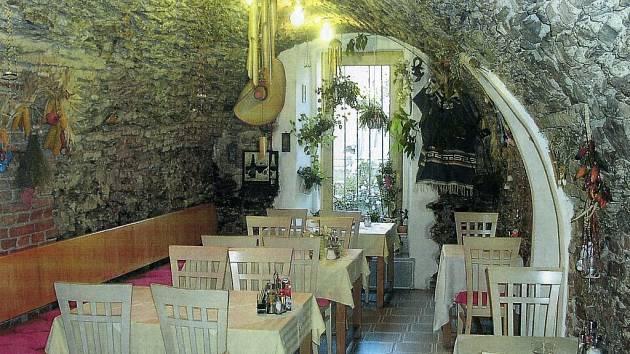 1. Restaurace Amaretto-Tex-Mex
