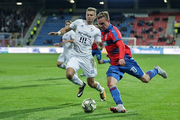 Plzeň vs. Ostrava.