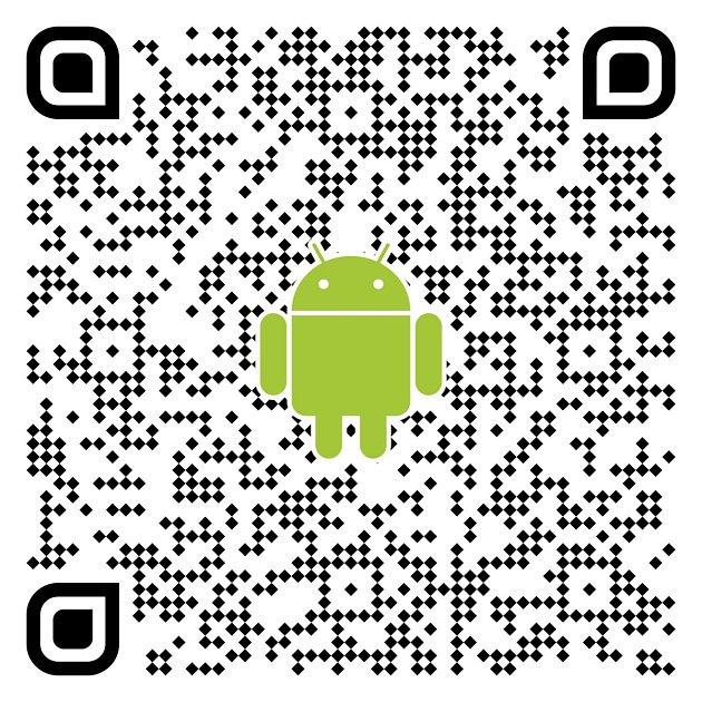 QR kód aplikace Podomech.
