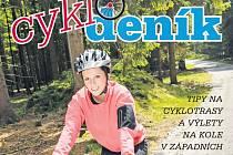 Dárek pro všechny, kdo rádi jezdí na kole – úterní příloha CykloDeník