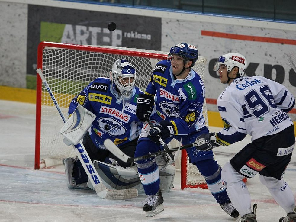 Hokej Plzeň vs. Brno
