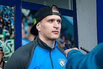 Jan Schleiss se po třech sezonách vrátil do Plzně, kde hokejově vyrostl.