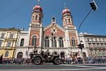Convoy of Liberty 2018 - Plzeň