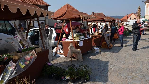 Trhy Nepomuk