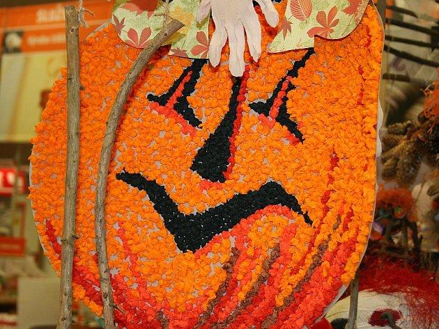 Halloweenská soutěž u nákupního centra Area Bory