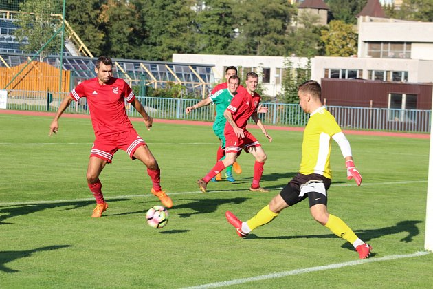 Smolnou sobotu si prožili fotbaloví bratři Martin a Petr Knakalovi.