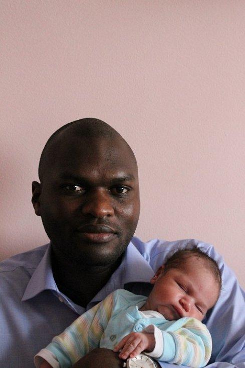 V neděli 31. března v 15:21 se v plzeňské fakultní nemocnici narodil André (52 cm, 4,35 kg). Svého prvorozeného syna přivítali na světě rodiče Jean Paul a Magdalena Ungu Owandji z Plzně