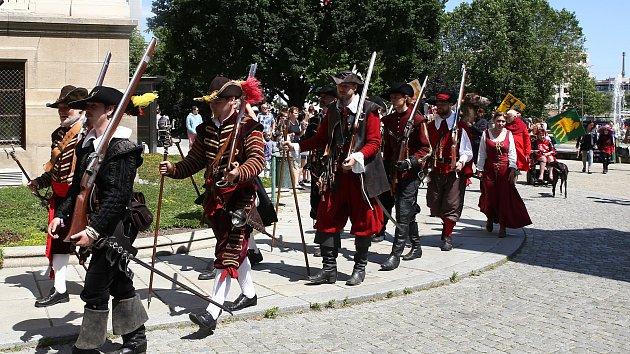Historický víkend v Plzni 2019