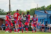 Fotbalisté Viktorie Plzeň porazili na úvod letní přípravy slovenský Spartak Trnava 4:1.