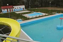 Sportovní a rekreační areál v Kralovicích