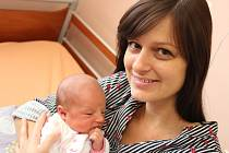 Sofie Mia Hofmanová se narodila 14. října v 15:38 mamince Andree a tatínkovi Tomášovi z Plzně. Po příchodu na svět ve FN Plzeň vážila sestřička pětileté Nicolky 3300 gramů a měřila 49 centimetrů.
