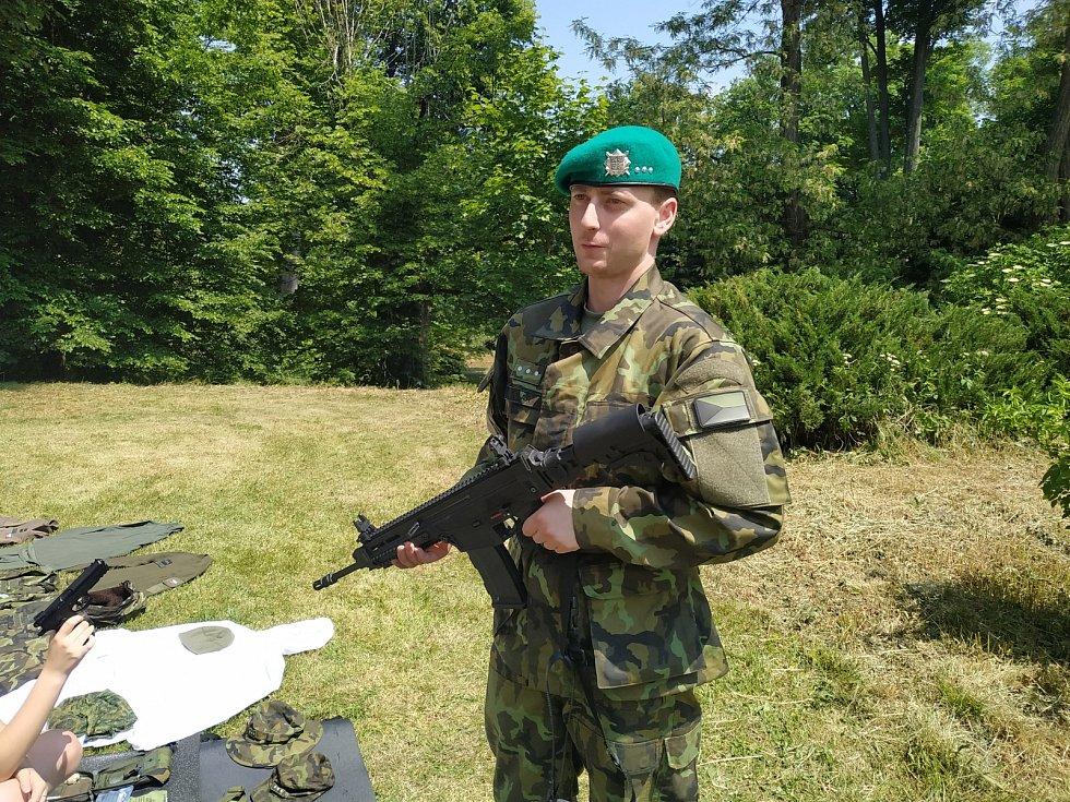 Legionářský den v Blovicích