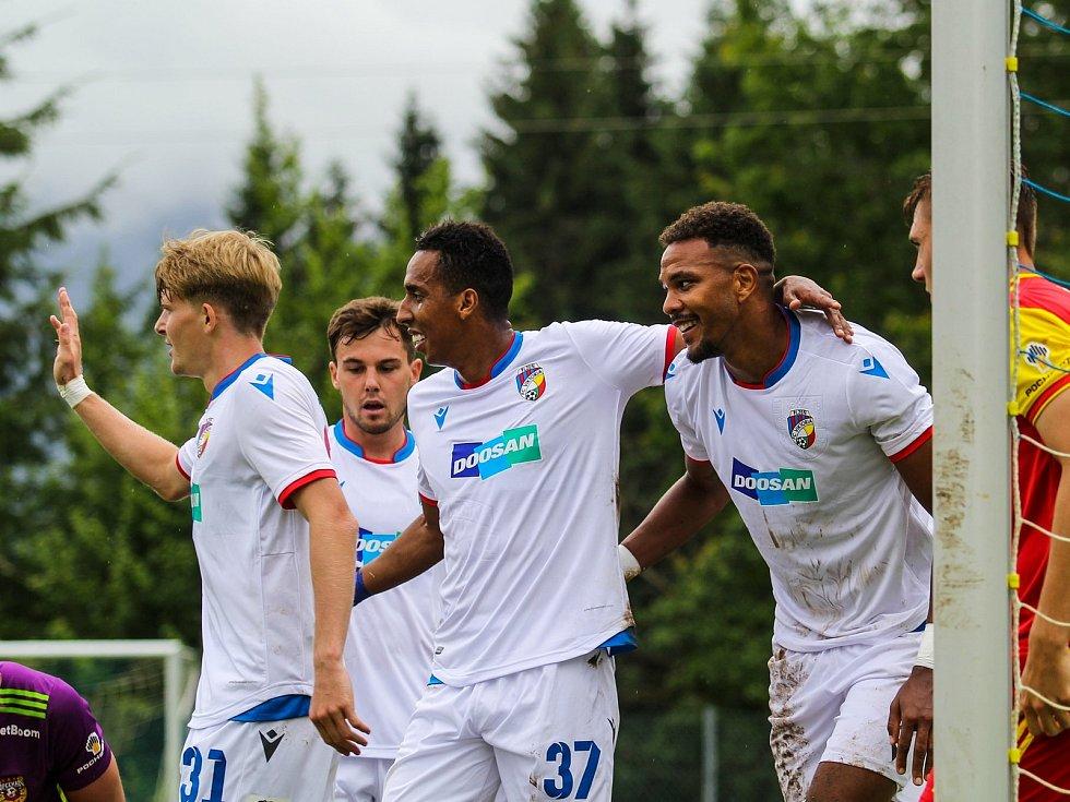Viktoria Plzeň - Arsenal Tula 1:0.